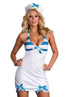 DG-6531 Rocking the Boat Sexy Sailor Girl Costume