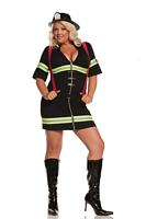 EM-9514 Ms Blazing Hot Sexy Womens Costume