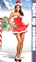 DG-6049 Holiday De-Light Light Up Costume