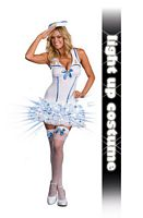 DG-6534 Sailors Delight Sexy Womens Light Up Costume