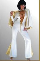 DI-Queen of Rock and Roll Elvis Sexy Custom Womens Costume