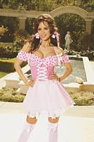 EM-9656 Candy Hearts Wench Outfit