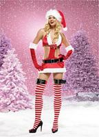 LA-83387 Santas Helper Sexy Christmas Dress